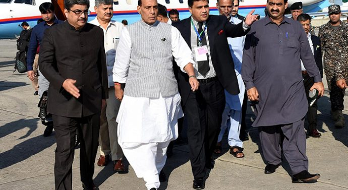 Indian Home minister Likely To Raise Issues Of Terrorism At SAARC Meet