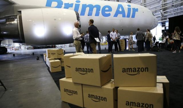 Amazon's New latest Weapon: Its Own Fleet Of Best Planes