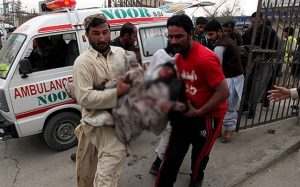 Blast at Quetta hospital