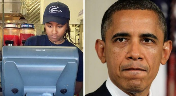 Inspiring! Daughter of US President Works In a Restaurant During Her Summer Break