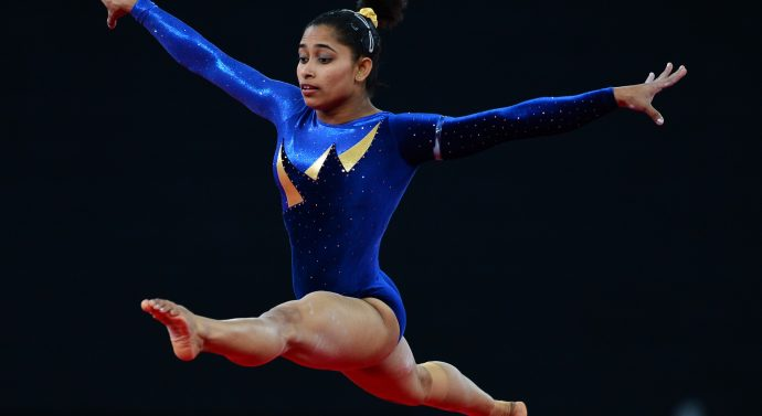 Deepa karmakar: hope of Indians to conquer gymnastic Olympic dream