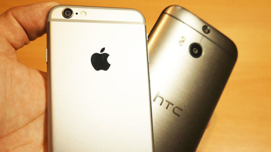 HTC to releasesoon iPhone-inspired smartphones