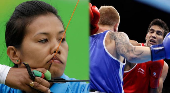Best coverage of Rio Olympic day -5 news for Indian performance