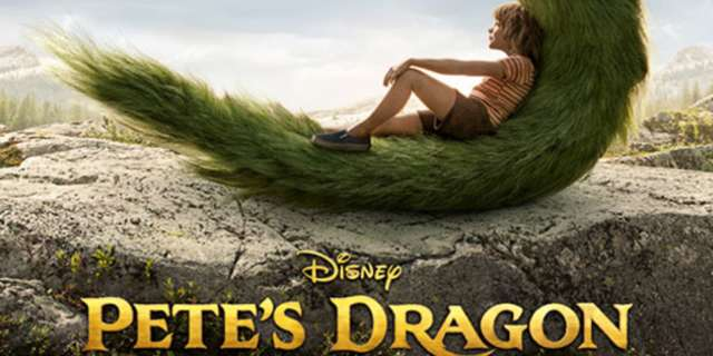 Pete's Dragon (2016) now is coming soon 16 August