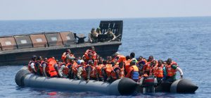 Rescues -Italy around 1,100 migrants in Mediterranean