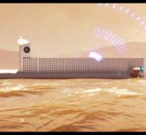 The plans of NASA to send submarine to Saturn's moon Titan