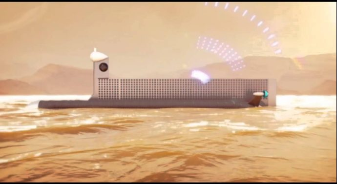 The plans of NASA to send submarine to Saturn's moon Titan