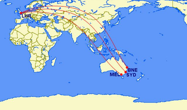 Coming soon, Two hour Sydney-London flight on track in 2018
