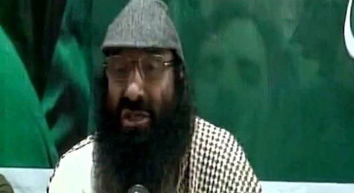 Hizbul leader Syed Salahudeen says Nuclear war with India over Kashmir