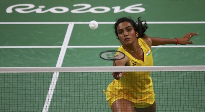 Day 13- PV Sindhu enters badminton final assured a medal