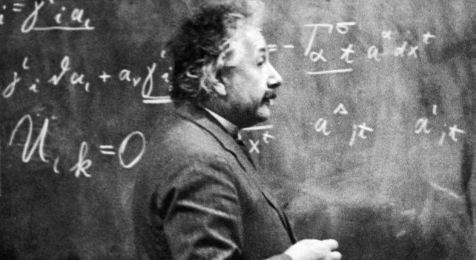 A New equation of 'Einstein'