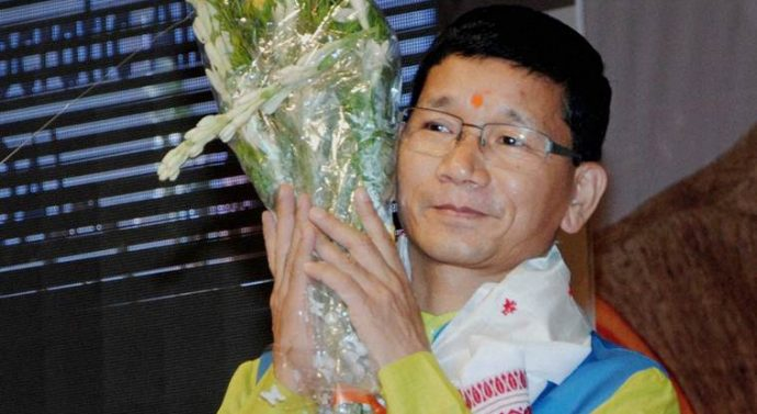 Suspicious death of pre chief minister of Arunachal Pradesh