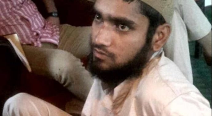 Pakistani terrorist caught alive by the confession, Pakistan Again Expose!