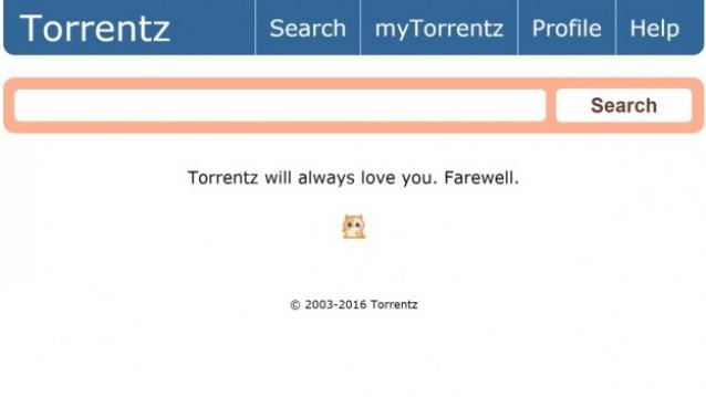 Torrentz.eu Quit – world's largest torrent search engine shuts down
