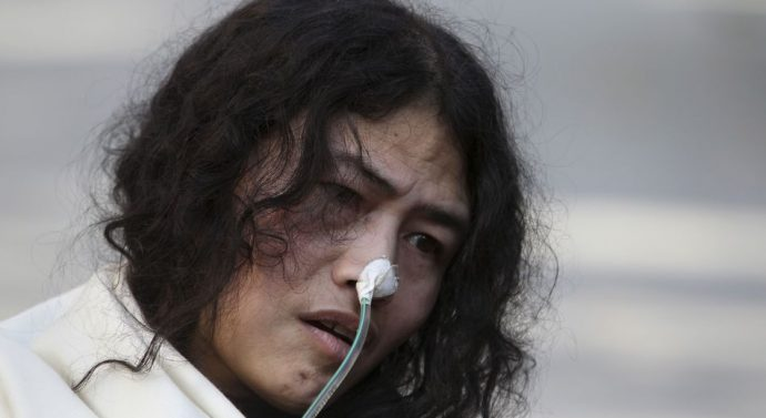 Irom Sharmila: End of World's longest 16-year hunger strike