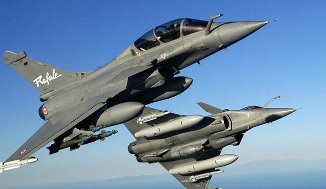 75 per cent will be ready for war every moment Rafael fighter jet