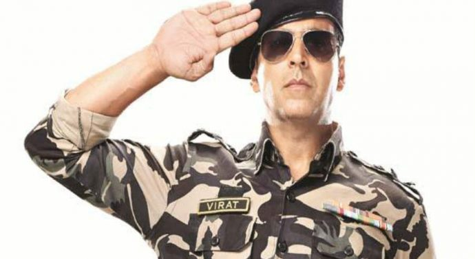 Bollywood Akshay learned patriotism