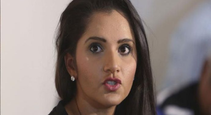Caused sensation Sania Mirza tweeted, saying, Know the poisonous individual Indians who