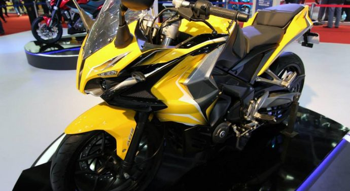 Diwali will not launch new 400 cc Pulsar
