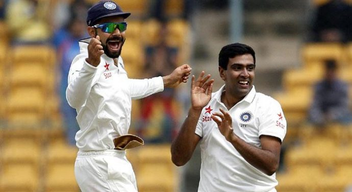 India's biggest victory in 500 Test matches, beat New Zealand by 197 runs