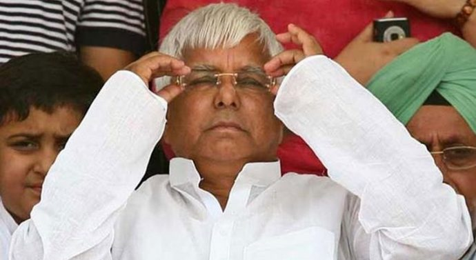 Lalu's big statement, said – nothing wrong, said Shahabuddin