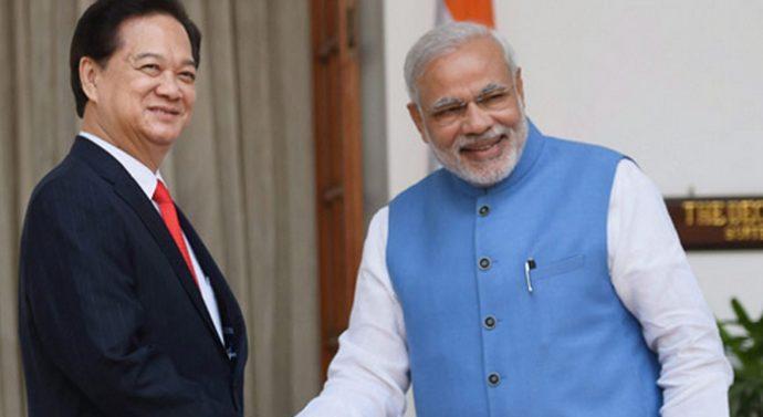 Learn 10 key points relating to Modi's visit to Vietnam