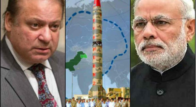Nawaz Modi's attack frightened by the roar of Uri, said – I will bust atomic bomb