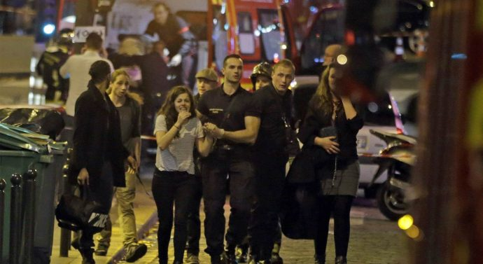 Paris for the second time in a week to shake up failed plot