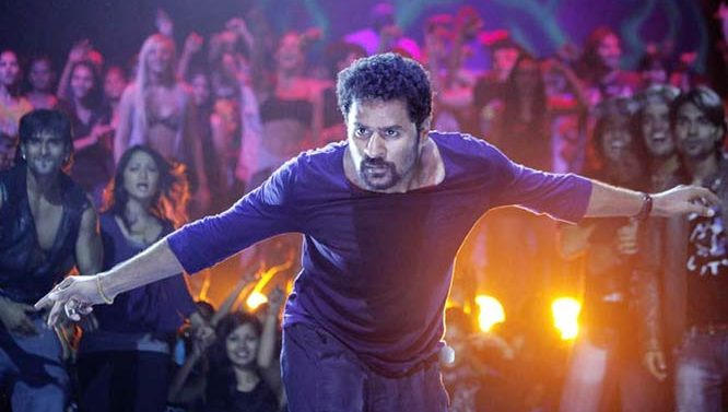 Prabhu Deva paralytic attack during the shooting
