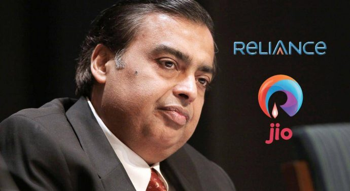 Reliance on social media shadow JIO