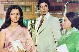 Revealing Rekha, quote Amitabh and Jaya cried like I Love!