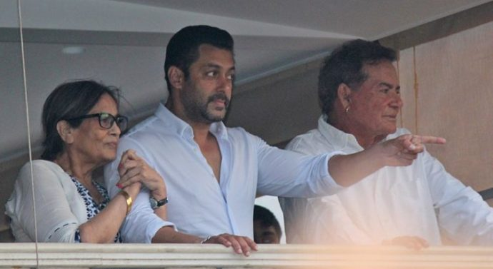 Salman Khan started the wedding preparations, are leaving Galaxy Apartments?