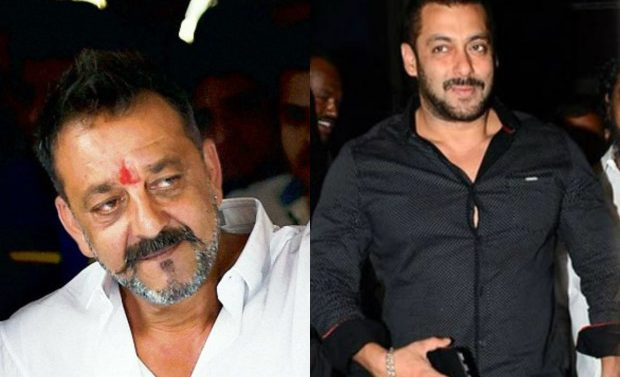 Sanjay Dutt Salman Khan is my younger brother