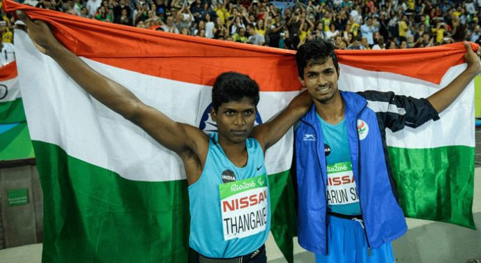 2016 Summer Paralympics-Mariyappan Thangavelu and record-breaking feat