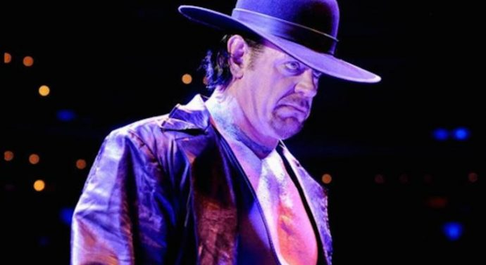 WrestleMania 33 The Undertaker against whom will play his last match in WWE