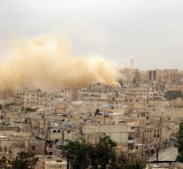 UN says bombing of Aleppo a crime of 'historic proportions'