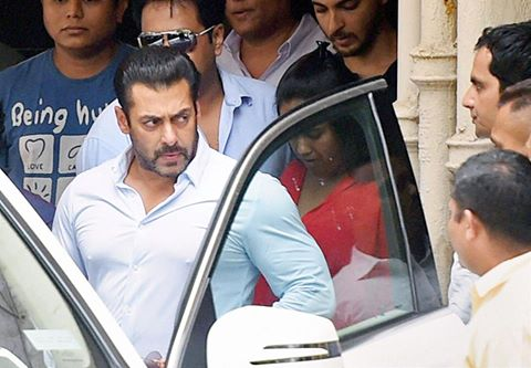 Make Actor Salman Khan Surrender, Go Back To Jail: Rajasthan To Supreme Court
