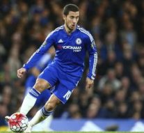 Chelsea's Hazard credits change in system for goal-scoring touch