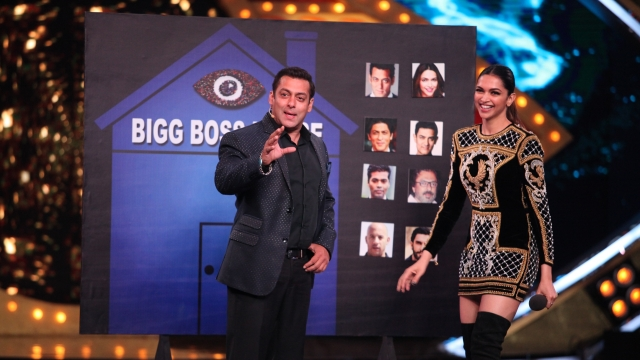 Bigg Boss 10 Colors' most popular reality show is back