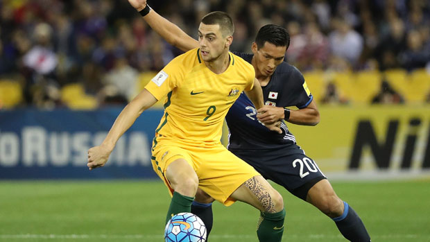 lose striker Tomi Juric with knee damage for World Cup qualifier against Thailand