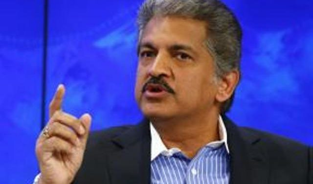 Anand Mahindra While Announcing Rs 200 Crore Investment In UP