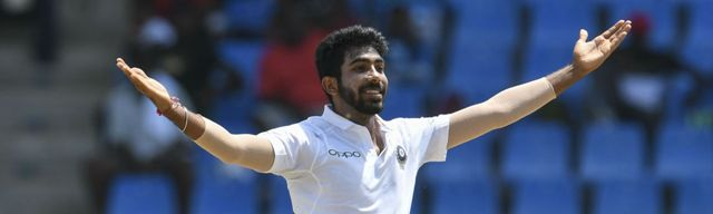 West Indies blew in the storm of Bumrah
