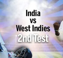 India won by 257 runs in West Indies