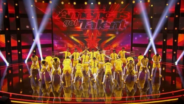 Indian Dance Crew V.Unbeatable Earns GOLDEN BUZZER From Dwyane Wade! – America's Got Talent 2019