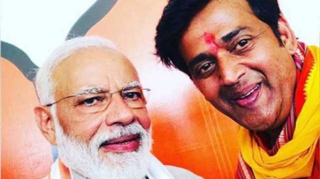 Ravi Kishan will make a film on PM Modi