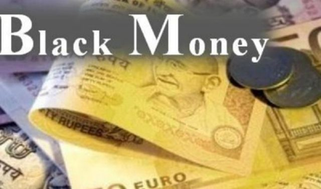 List of black money from Switzerland