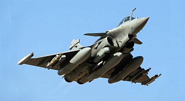 India will activate 17 squadrons for Rafale