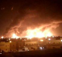 Stir after Saudi oil company attack