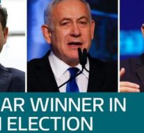 Israeli elections: no party has majority, elections may be held for the third time in a year