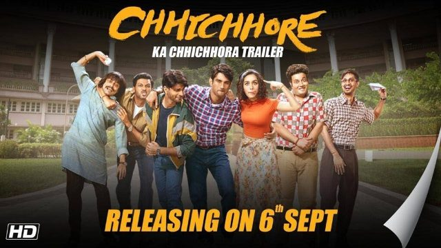 Chhichhore Hindi Full Movie (2019)